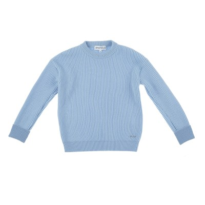 Long sleeve cashmere jumper