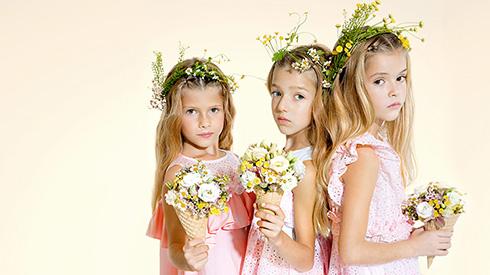Abiti bambine primavera